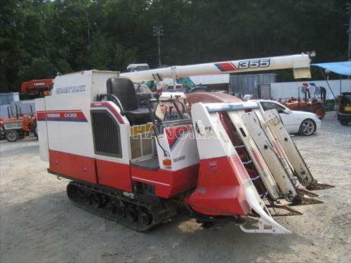 Máy gặt đập liên hợp YANMAR CA355