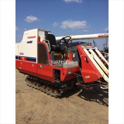 Máy gặt đập liên hợp YANMAR GC335