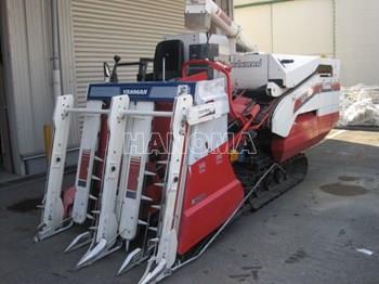 Máy gặt đập liên hợp YANMAR MAX5