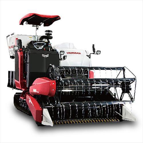 Máy gặt đập liên hợp YANMAR YH700
