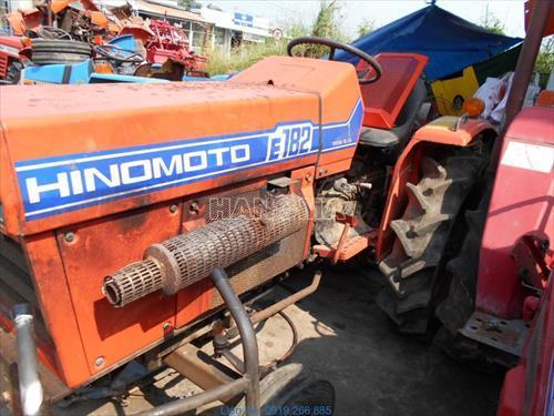 Máy kéo HINOMOTO E182