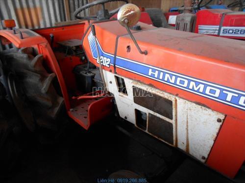 Máy kéo HINOMOTO E202
