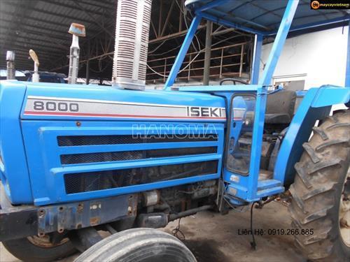 Máy kéo ISEKI 8000