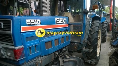 Máy kéo ISEKI 9510