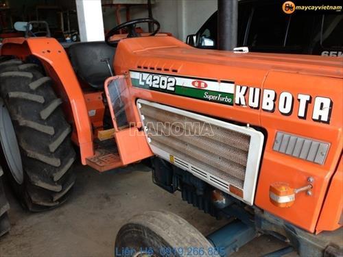 Máy kéo KUBOTA L4202