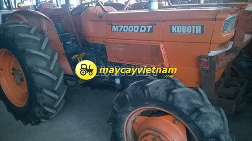 Máy kéo KUBOTA M7000DT