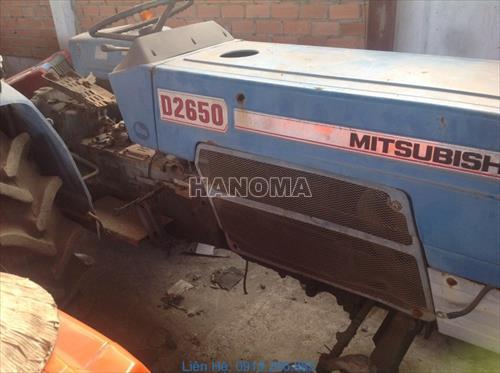 Máy kéo MITSUBISHI D2650