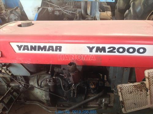 Máy kéo YANMAR YM2000