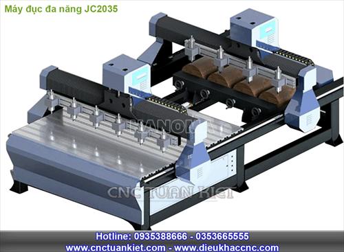 Máy khắc gỗ TQ JC-2035-6-4A