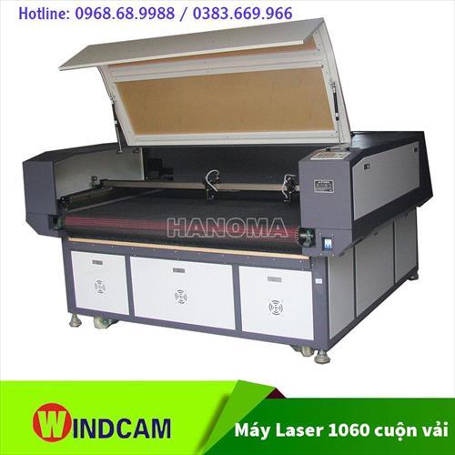 Máy cắt  ĐÔNG PHƯƠNG LASER-1060 Cuộn Vải