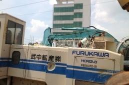 Máy khoan đá FURUKAWA HCR12DS 1999