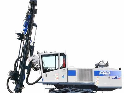 Máy khoan đá 2016 FURUKAWA HCR910-DS