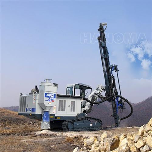 Máy khoan đá 2020 FURUKAWA HCR910-DS