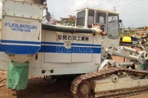 Máy khoan đá FURUKAWA HCR9D 1998