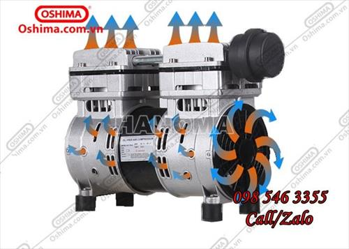 Máy nén khí OSHIMA OS-550