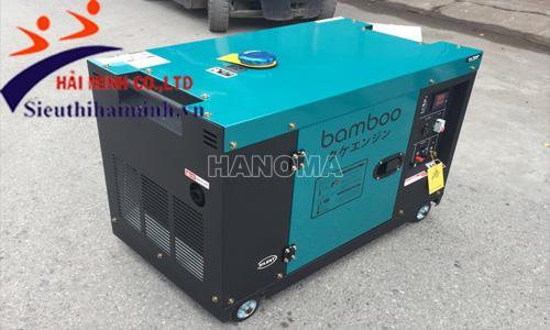 Máy phát điện BAMBOO 9800ET 8kW