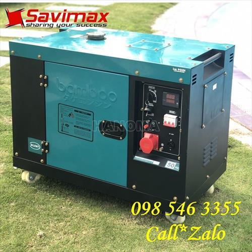 Máy phát điện BAMBOO 9800ET