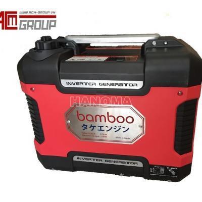 Máy phát điện BAMBOO EU25I