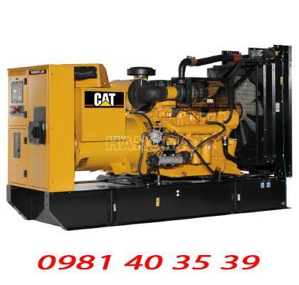 Máy phát điện CAT 3406 400 kVA