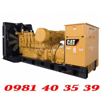 Máy phát điện CAT 3512A 1400 kVA