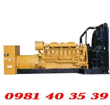 Máy phát điện CAT 3516 2000 kVA