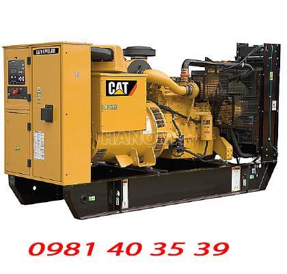 Máy phát điện CAT C9  184KW