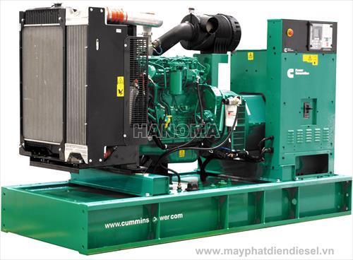 Máy phát điện CUMMINS C200D5E 183KVA 200KVA