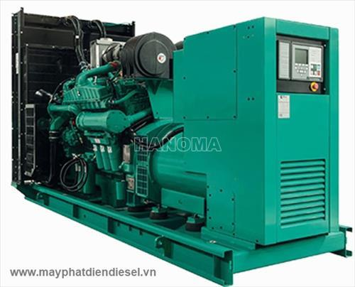Máy phát điện CUMMINS C700D5 706KVA