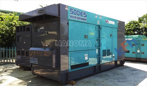 Máy phát điện DENYO DCA-500ESM