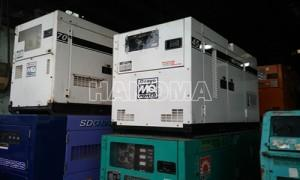 Máy phát điện DENYO DCA-60ESI 2