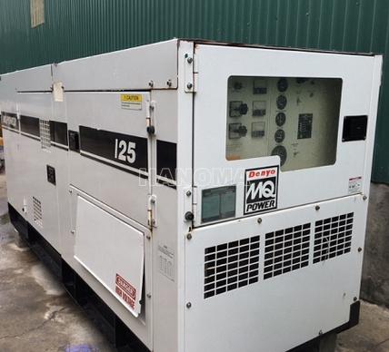 Máy phát điện DENYO MQ 125 KVA