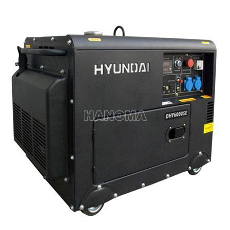 Máy phát điện HYUNDAI DHY 6000SE