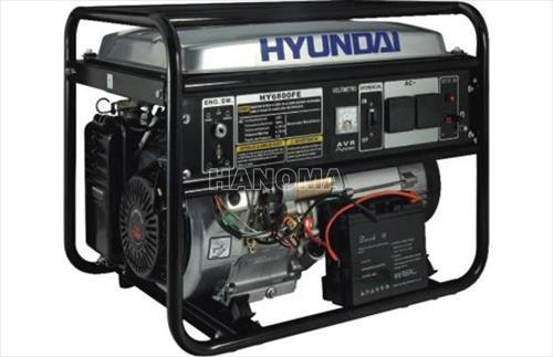 Máy phát điện HYUNDAI HY6800FE