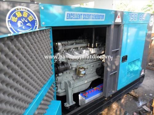 Máy phát điện ISUZU 150KVA