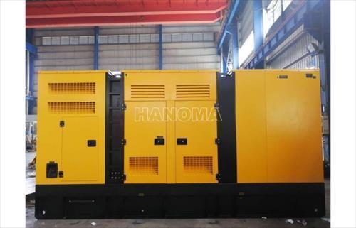 Máy phát điện KYOPOWER THG 330SHDT