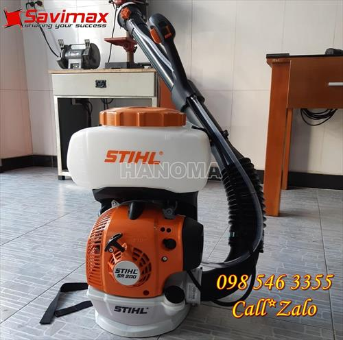 Máy phun phân STIHL SR200