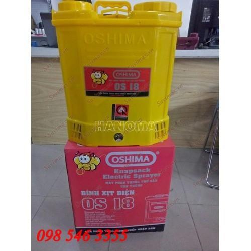 Máy phun thuốc OSHIMA OS18