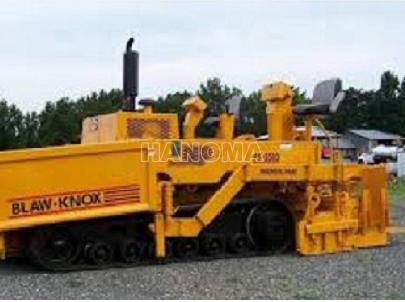Máy rải thảm BLAW-KNOX PF5510