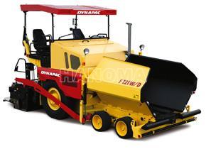 Máy rải thảm DYNAPAC F121-WD bánh lốp 600 t/h