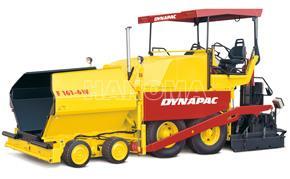 Máy rải thảm DYNAPAC F161-6W bánh lốp 650 t/h
