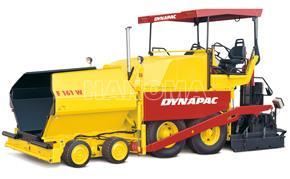 Máy rải thảm DYNAPAC F161-W bánh lốp 650 t/h