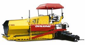 Máy rải thảm DYNAPAC F181C bánh xích 800 t/h