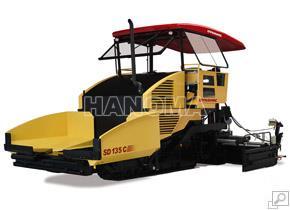 Máy rải thảm DYNAPAC SD135C bánh xích 750 t/h