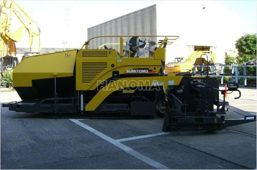 Máy rải thảm SUMITOMO HA60C-7
