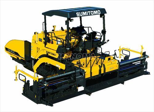Máy rải thảm SUMITOMO HA60WC-8(CE)