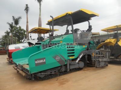 Máy rải thảm VOGELE SUPER 1800-2 2012