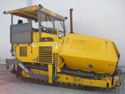 Máy rải thảm VOGELE SUPER 2500-1 2004 06740117