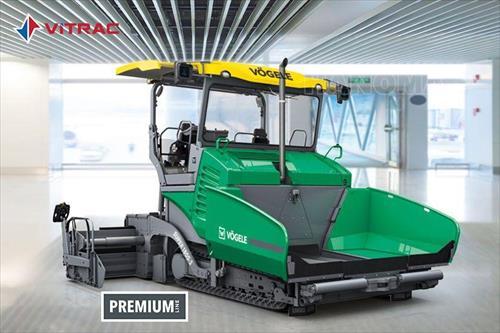 Máy rải thảm 2020 VOGELE SUPER S1800-3