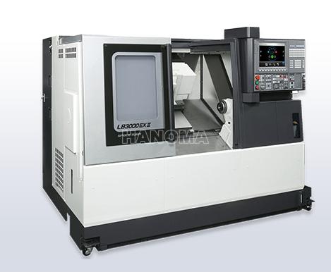 Máy tiện OKUMA CNC LB3000 EX Ⅱ 2018