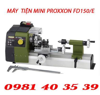 Máy tiện PROXXON FD150E